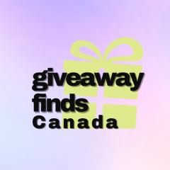 giveawayfindscanada Profile Image