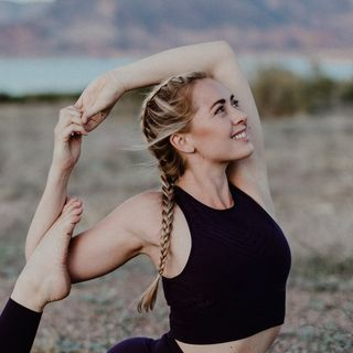 Yoga • Wellness • Adriana Lee Profile Image